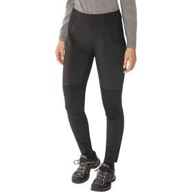 Bergans Fløyen Pantalones Mujer, negro
